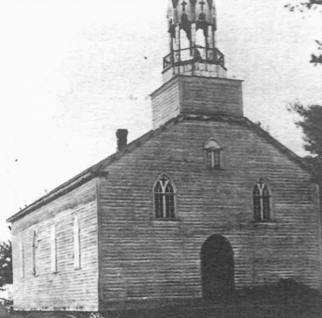 St. John's church 1854-1855 - 1919