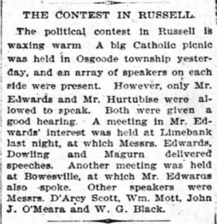 The Ottawa Journal June 22nd 1896