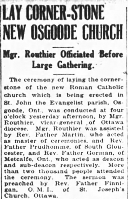 The Ottawa Journal June 3rd 1918