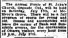 The Ottawa Journal July 14th 1918