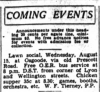 The Ottawa Journal August 14th 1934